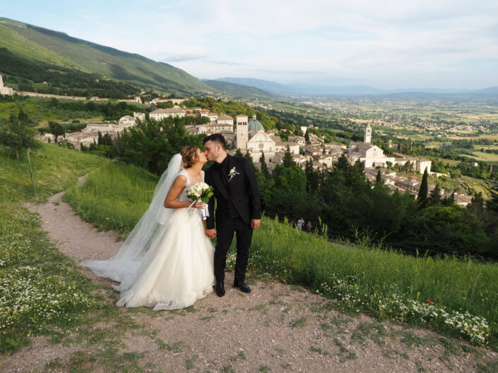 Real Wedding Valle d'Assisi